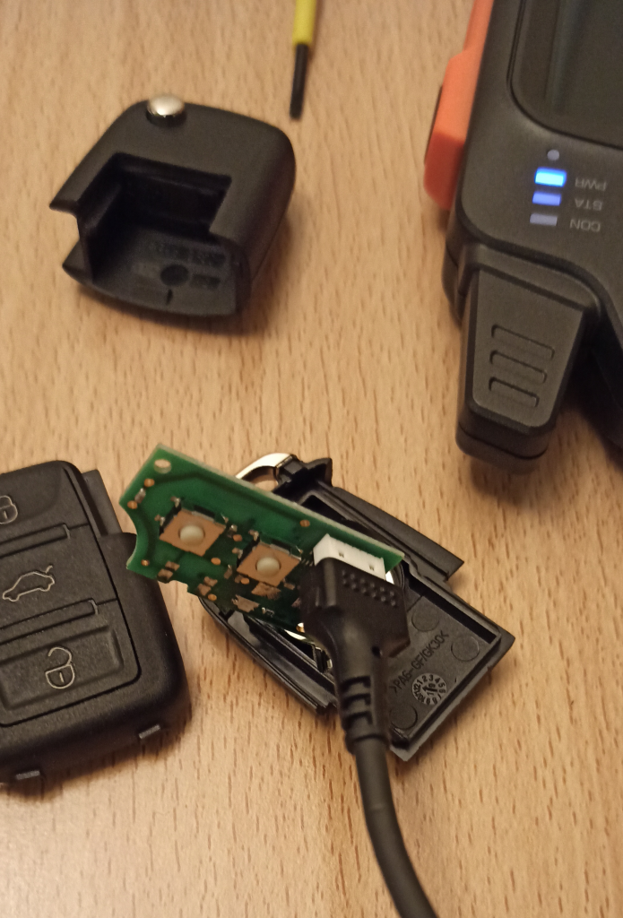 programming the remote